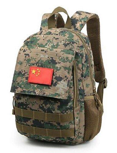 HWB/ 5 L Umhängetasche Multifunktions Armeegrün Leinwand digital desert