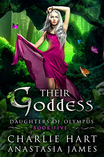 Their Goddess (Daughters of Olympus Book 5) (English Edition) por Charlie Hart