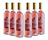 Bottega Pinot Grigio Rose Doc delle Venezie - 6 Bottiglie da 750 ml