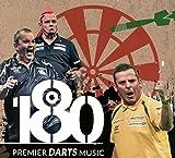 Dartzubehör: CD 180-Premier Darts Music