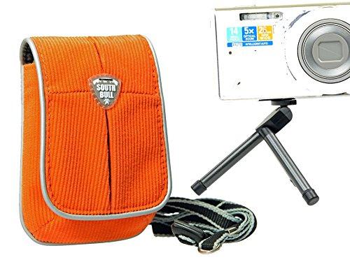 Foto Kamera Tasche SOUTHBULL im Set mit kompaktem Tischstativ