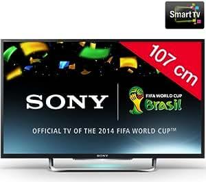 SONY BRAVIA KDL-42W705B - Téléviseur LED Smart TV + Kit de nettoyage SVC1116/10