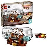 LEGO Ideas 21313 Schiff in der Flasche