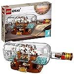 LEGO 21313 Ideas Nave in Bottiglia (Ritirato dal Produttore)  LEGO