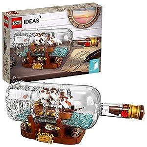 LEGO 21313 LEGO Ideas Nave in bottiglia 5702016173161 LEGO