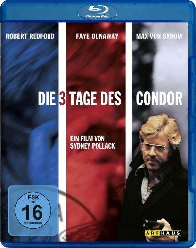 Bild von Die 3 Tage des Condor [Blu-ray]