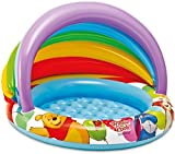 Intex 57424NP - Disney's Winnie the Pooh Baby Pool, 102 x 69 cm by Intex