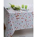 Tischdecke aus Wachstuch, rechteckig, 140x 200cm