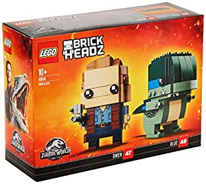 LEGO BrickHeadz Owen und Blue 41614 Baufiguren