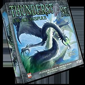 Edge Entertainment- Thunderstone - dragonspire - español, Color (EDGTS04)