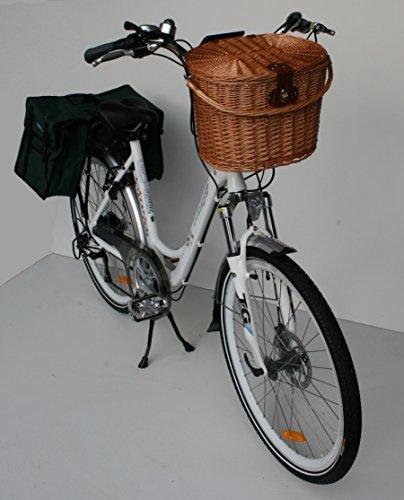 e-Ranger Cruiser floral electric bike