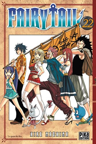 Fairy Tail Edition simple Tome 22