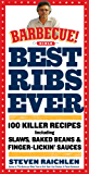 Best Ribs Ever: A Barbecue Bible Cookbook: 100 Killer Recipes (Barbecue! Bible Cookbooks) (English Edition)