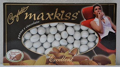 Confetti maxtris 1 kg cioccomandorla italiana confetti (pannab e cioccolato)