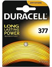 Duracell Spéciale Piles Silver Oxide type 377, Lot de 1