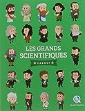 """Afficher """"Les grands scientifiques - Carnet -"""""""