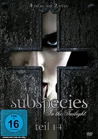 Subspecies-in the Twilight 1-4 [Import allemand]