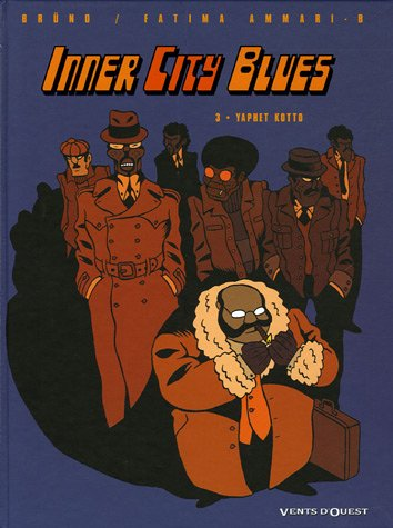 Inner City Blues, Tome 3