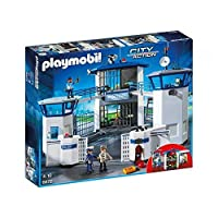 Playmobil 6872 - Police Command Centre with Jail