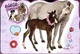 Bébés passion cheval