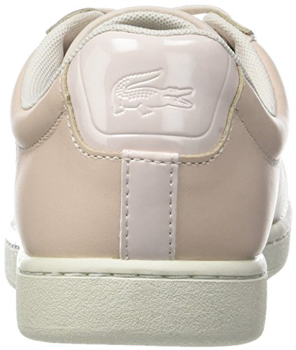 Lacoste Carnaby Evo, Sneaker Donna Rosa (Pnk)