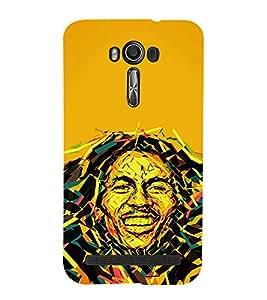 EPICCASE Trendy case Mobile Back Case Cover For Asus Zenfone 2 Laser ZE550KL (Designer Case)