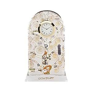 Goebel 66–914Statuette en porcelaine 523–Horloge de table l'arbre de vie