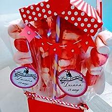 Carrito para chuches - Expositor para dulces Persnalizado