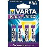 Varta Lithium Micro AAA Batterie (4-Pack)