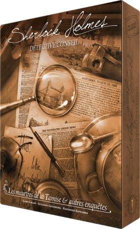 Sherlock Holmes Détective Conseil - Les Meurtres de la Tamise