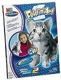 MB Creation Foldin\' Art Level 2 - 3D Kitten