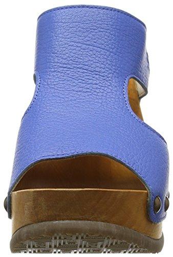 Fly London P143995000, Sandales Bleues Femme (smurf Bleu 002)