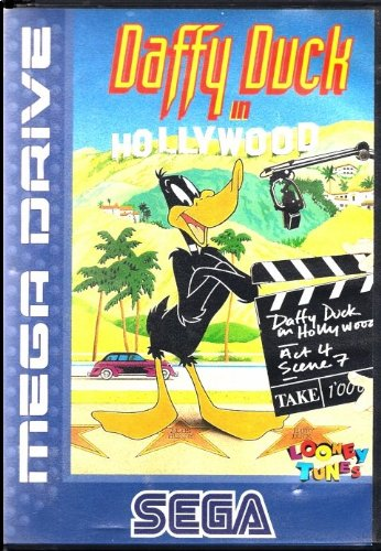 daffy-duck-in-hollywood-mega-drive