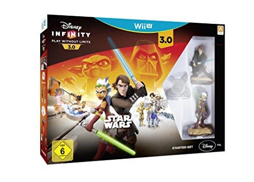 Disney Infinity 3.0: Starter-Set - [Wii U]