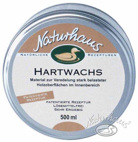 Naturhaus Hartwachs 500 ml