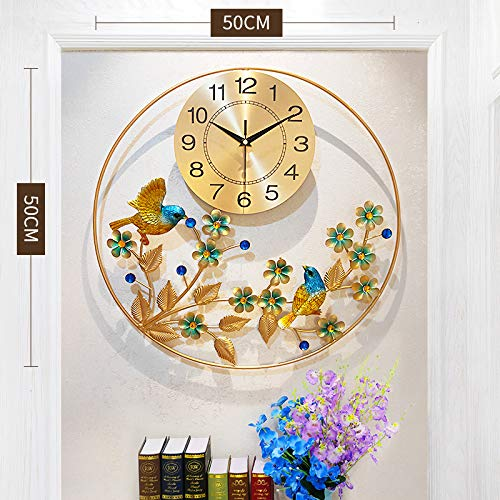 Wanduhr, Wohnzimmeruhr, Kreative Persönlichkeit, Mode, Einfach, Zuhause, Hängende Uhr, Art Deco Uhr
