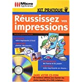 Réussissez vos impressions, tome 12 (CD-Rom inclus)