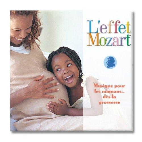 L'effet Mozart Musique Pour Ma [Import allemand]