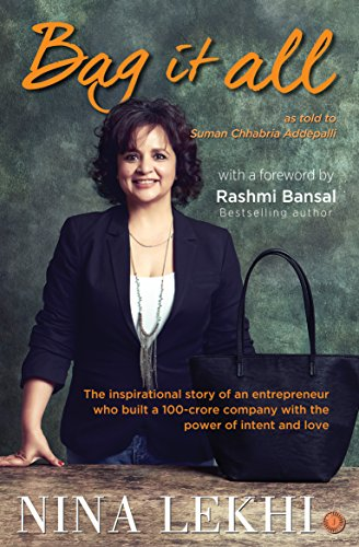 Bag It All by Nina Lekhi Book Review, Buy Online
