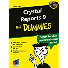 Crystal Reports 9 für Dummies
