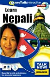 Talk Now! Learn Nepali. CD-ROM: Essential Words and Phrases for Absolute Beginners