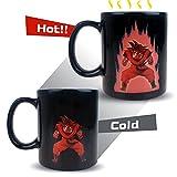 BeneU Kaffeetasse Dragon Ball Z, Farbwechsel bei Hitze