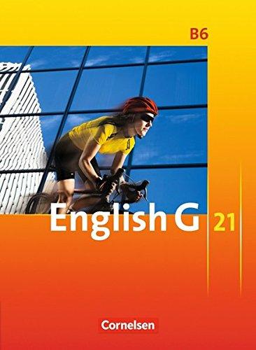 English G 21 - Ausgabe B: Band 6: 10. Schuljahr - Schülerbuch: Kartoniert Band 21