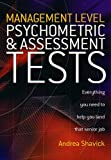 Management Level Psychometric & Assessment Tests: Everything you need to help you land that senior job