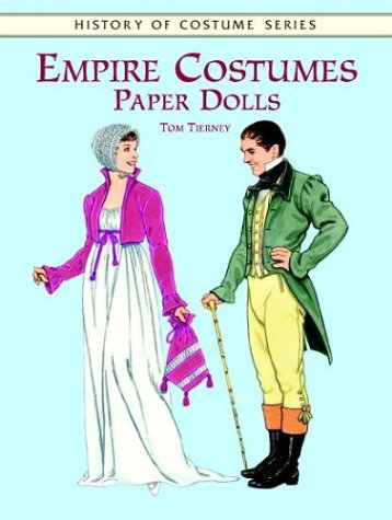 Empire Costumes Paper Dolls par  Tom Tierney