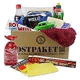 Ostpaket 'Kultprodukte groß' mit 13 typischen Produkten der DDR Geschenkidee Intershop Ostprodukte DDR Kultprodukte