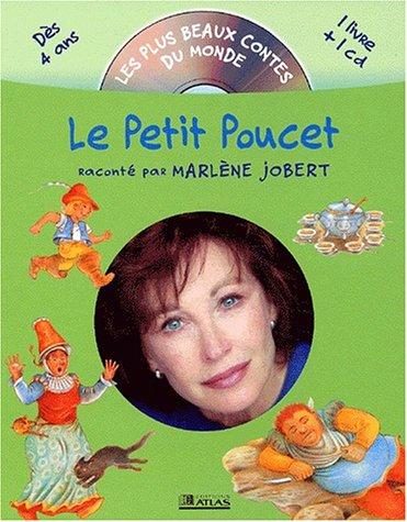 Le Petit Poucet. : Livre-CD