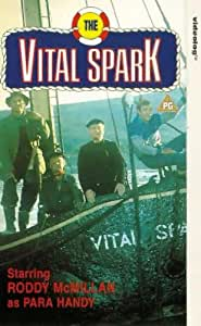 The Vital Spark : A Drop O' The Real Stuff/Bad Luck Cargo/The Marriage [VHS] [1974]