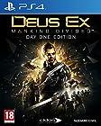 Deus Ex - Mankind Divided - édition day one