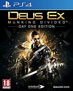 Deus Ex : Mankind Divided - édition day one (B00ZUEE3LI) | Amazon price tracker / tracking, Amazon price history charts, Amazon price watches, Amazon price drop alerts